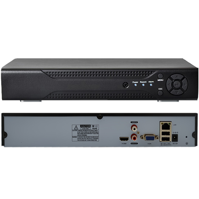 NVR-8104 8216 8232
